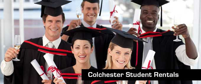 Colchester Student Rentals